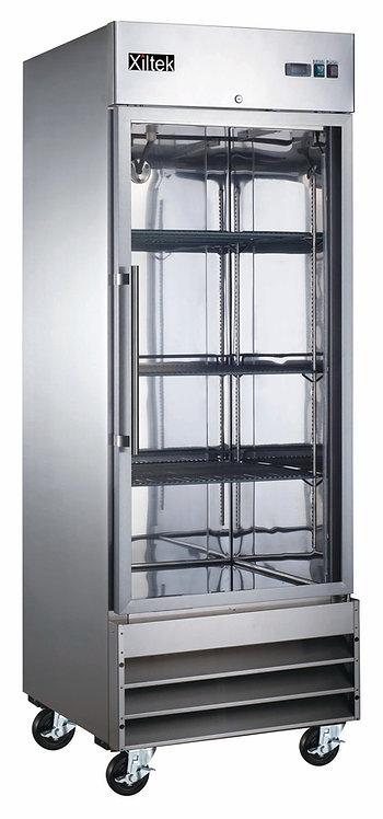 One Glass Door Reach-in Refrigerator