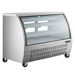Xiltek 65 inch All Stainless Steel Deli