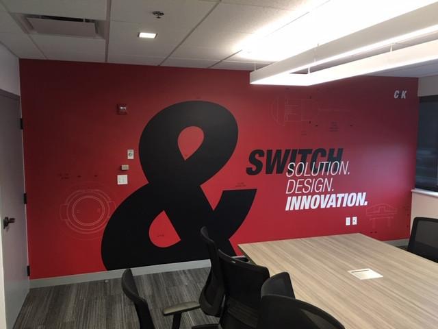 Meeting Room Wall