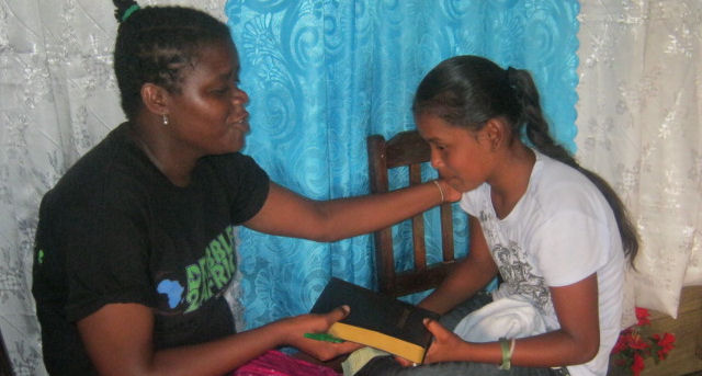Guyana Prayer