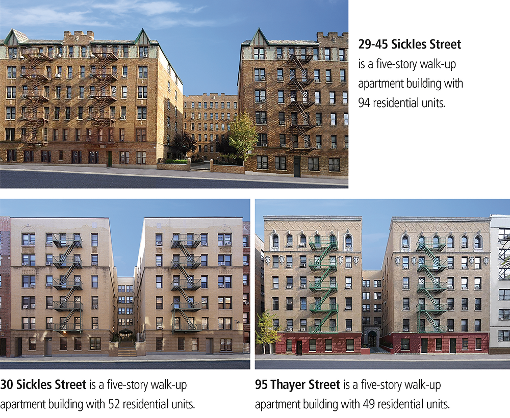 Washington Heights Three-Building Portfolio property images