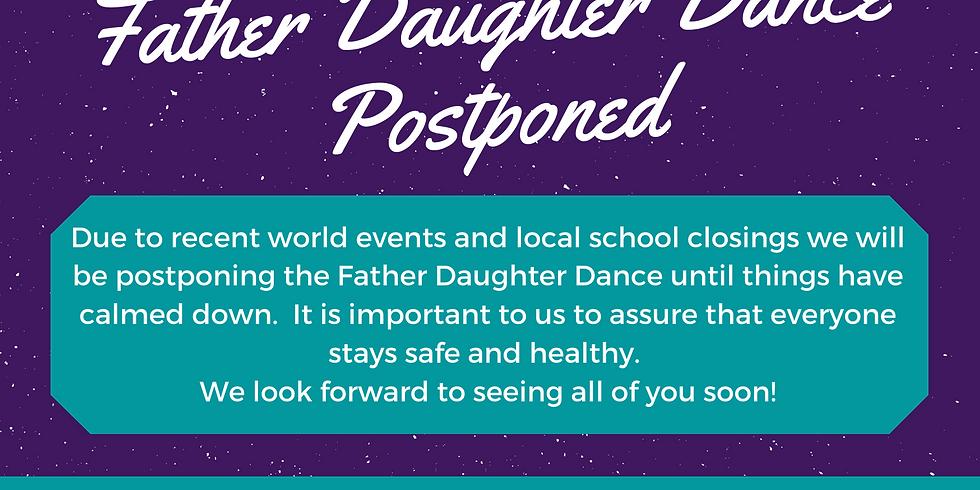 Postponed - Father Daughter Dance