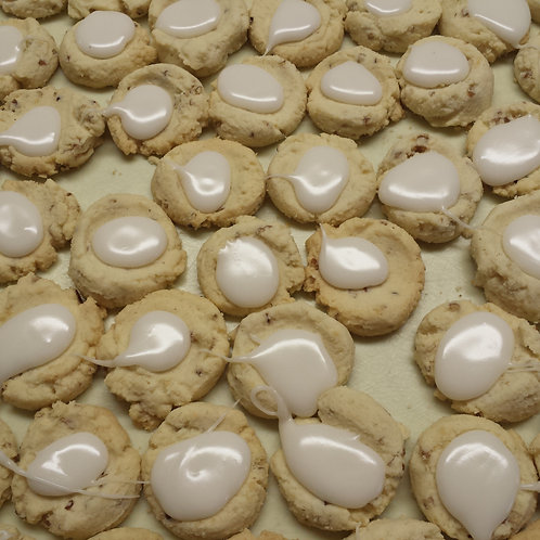 Butter Cookies - Peppermint Fondant  (QTY 1 Box)