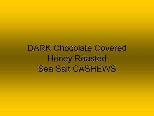 Dark Chocolate Covered Honey Roasted Cashews