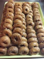 Whole Wheat Cake Donut