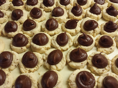 Butter Cookies Chocolate Fudge (Qty 1 box)