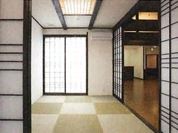 Care Home Nakasone Tatami Corner