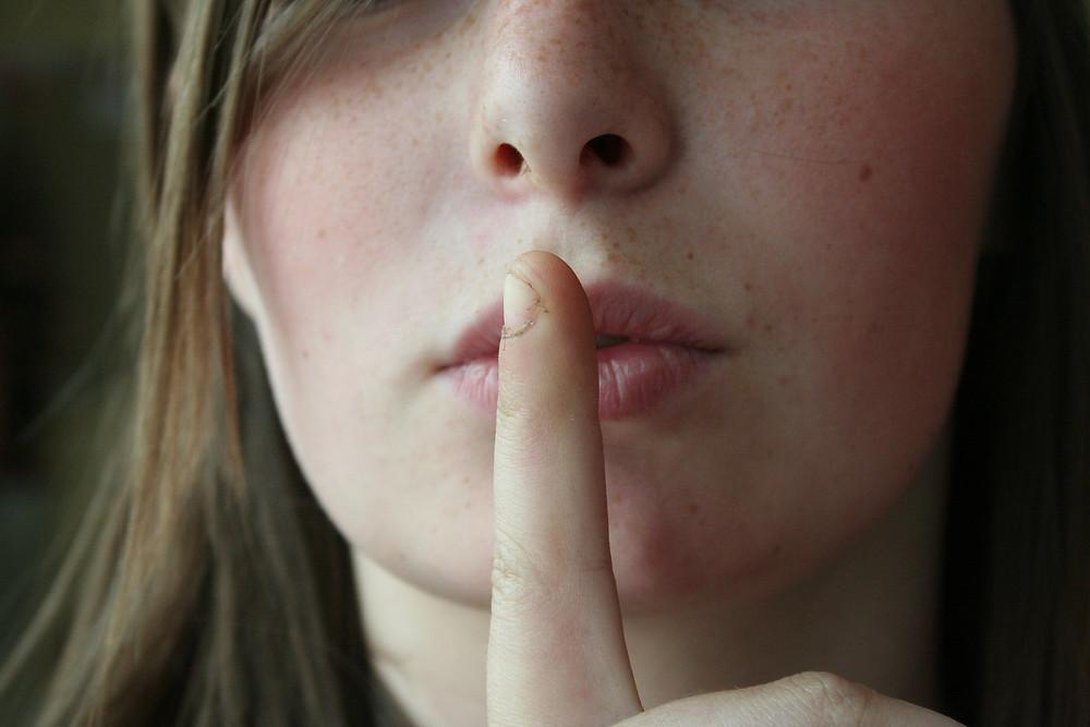 keeping a secret