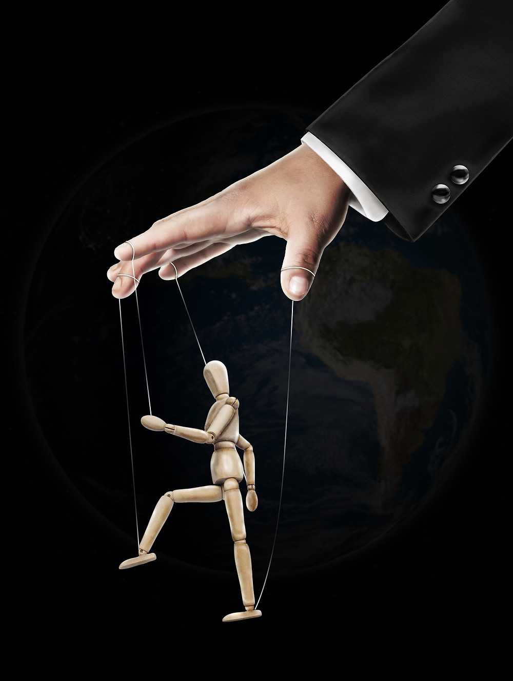actions being manipulated