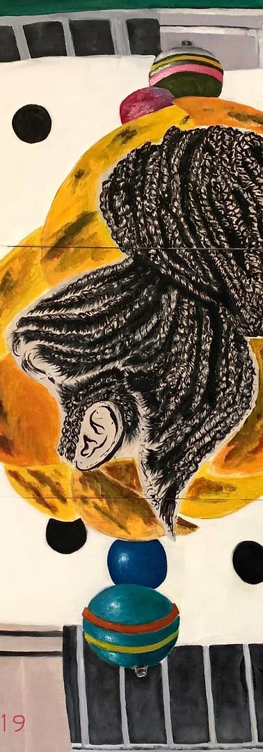 In Praise of Black Hair, #1