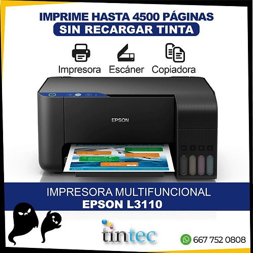 Multifuncional Epson L3110