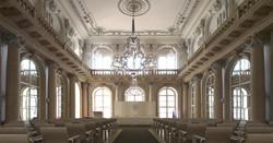 Interiér Primaciálneho Paláca