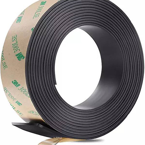 Gimars Anisotropic Strong Magnet Magnetic Strip Tape with Prime Sticky Adhesive