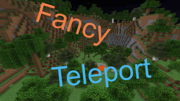 Fancy Teleport