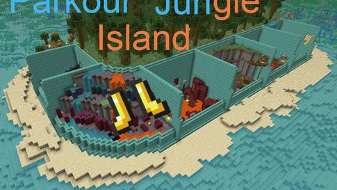 Parkour Jungle Island