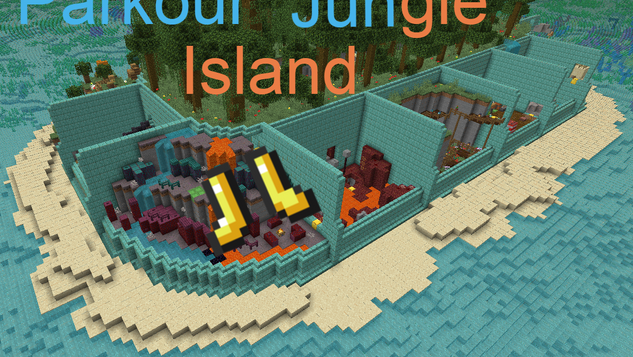 Parkour Jungle Island