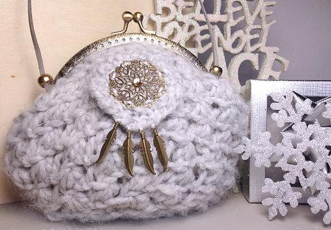Mini-sacs en crochet