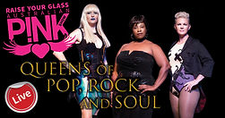 Pink Gaga Aretha Tribute