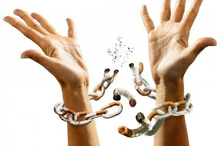 Quit smoking for good. Become a non-smoker. Now and Forever.