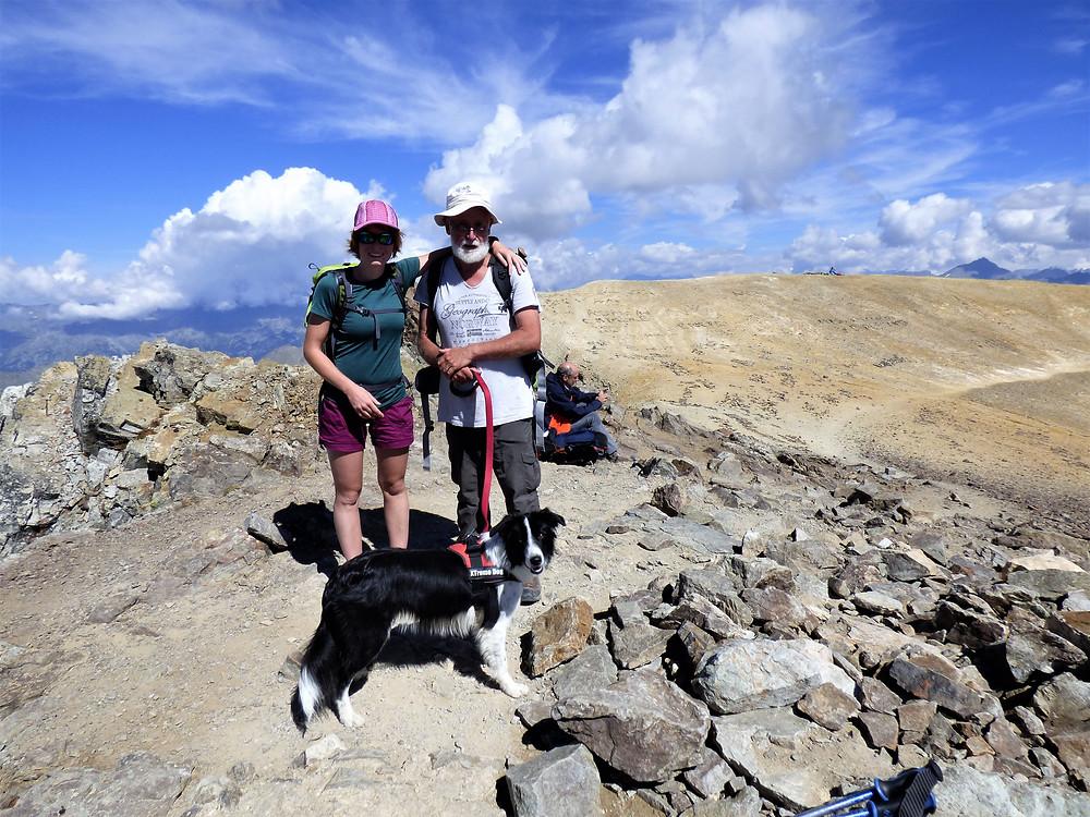 Mont Thabor avec Samantha NICOLAS Accompagnatrice en Montagne