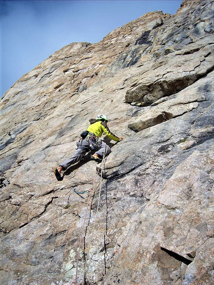 Nicolas GROS - Guide Haute Montagne - Sialouze