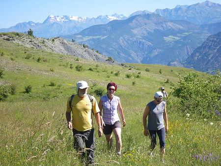 Randonnée, Découverte, Bréziers, Hautes-Alpes