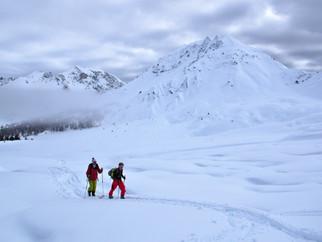 Ski de Randonnée en Cerveyrette