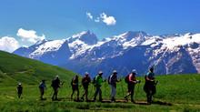 Tour des Lacs du Plateau d' Emparis