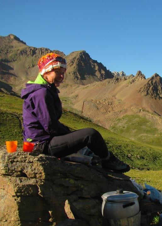 Samantha NICOLAS Accompagnatrice En Montagne