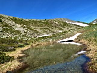 Sortie matinale au Col du Granon