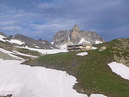 Randonnée, Refuge du Thabor, Raid, Vallée Etroite, Italie