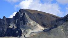 Randonnée au Mont Thabor à 3178m