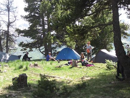 Randonnée, Bivouac dans les Cerces, Raid, Briançon, Hautes Alpes