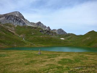 Le Lac des Cordes - 2446m