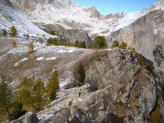 Belles couleurs au Col de la Rousse