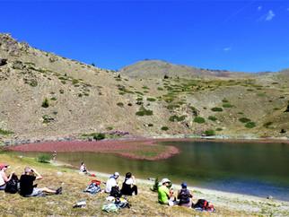 Randonnée famille au Lac Sarailles et au Lac Noir - Vallée de la Cerveyrette