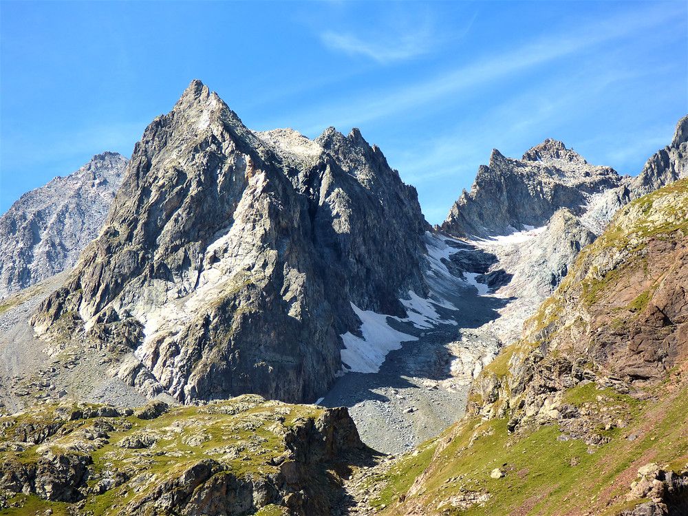 Randonnée Massif des Ecrins