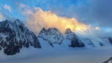 Un peu plus haut, à Roche Faurio, avec Nicolas Gros Guide de Haute Montagne