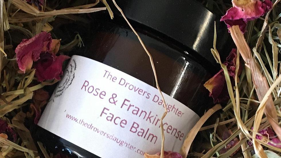 Rose & Frankincense Face Balm