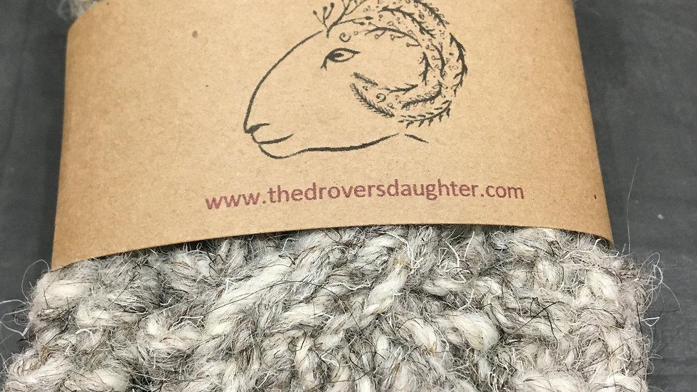 Chunky Herdwick Shepherdess Headband