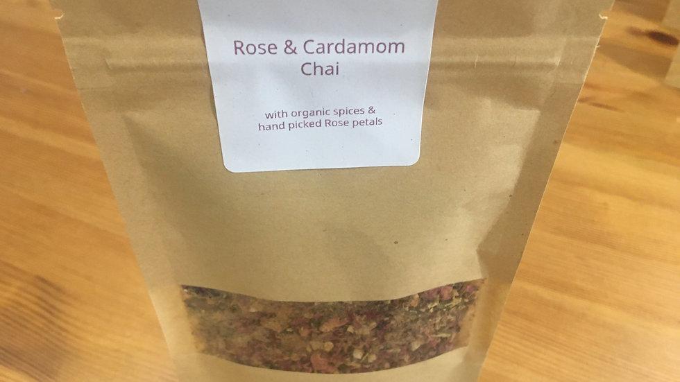 Rose & Cardamom Chai