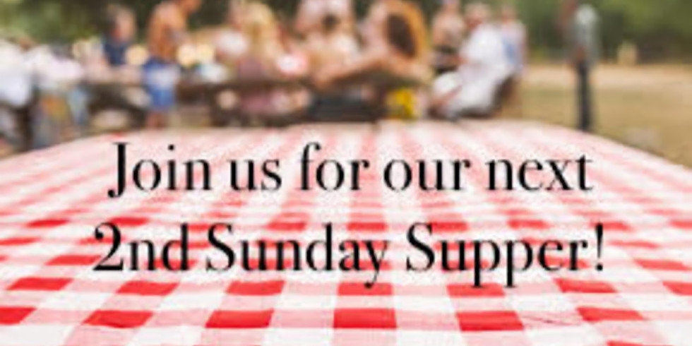 Second Sunday Supper -