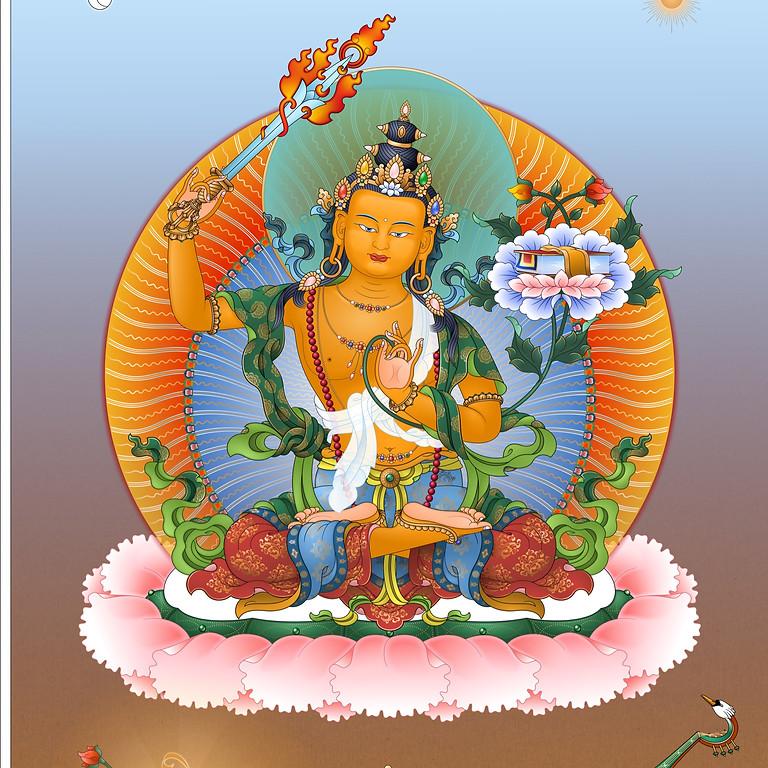 Manjushri Weekend for Wisdom