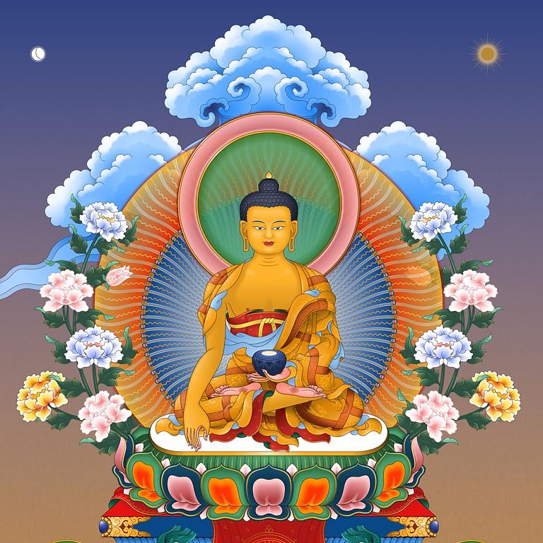 Shakyamuni Buddha Puja for Lhabab Duchen