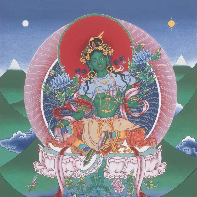 Full Cittamani Tara Approach Retreat (Enabling Action)