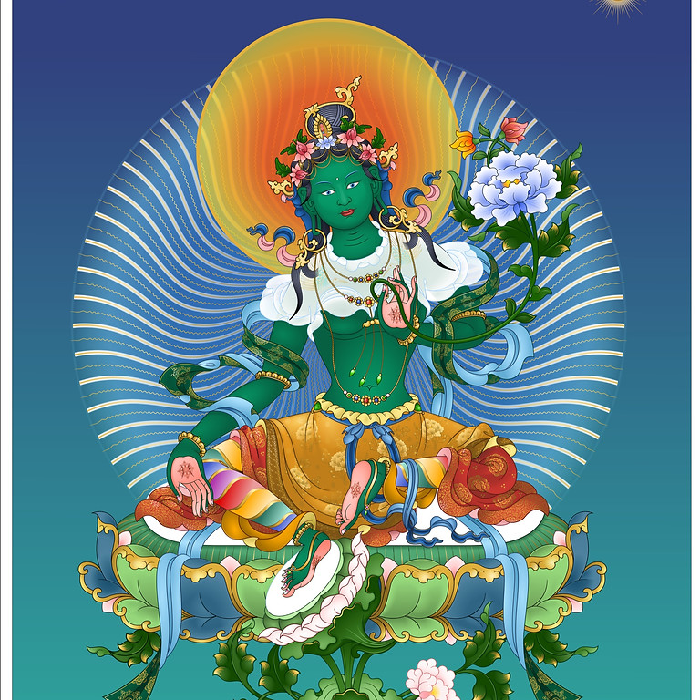 Green Tara Weekend Retreat