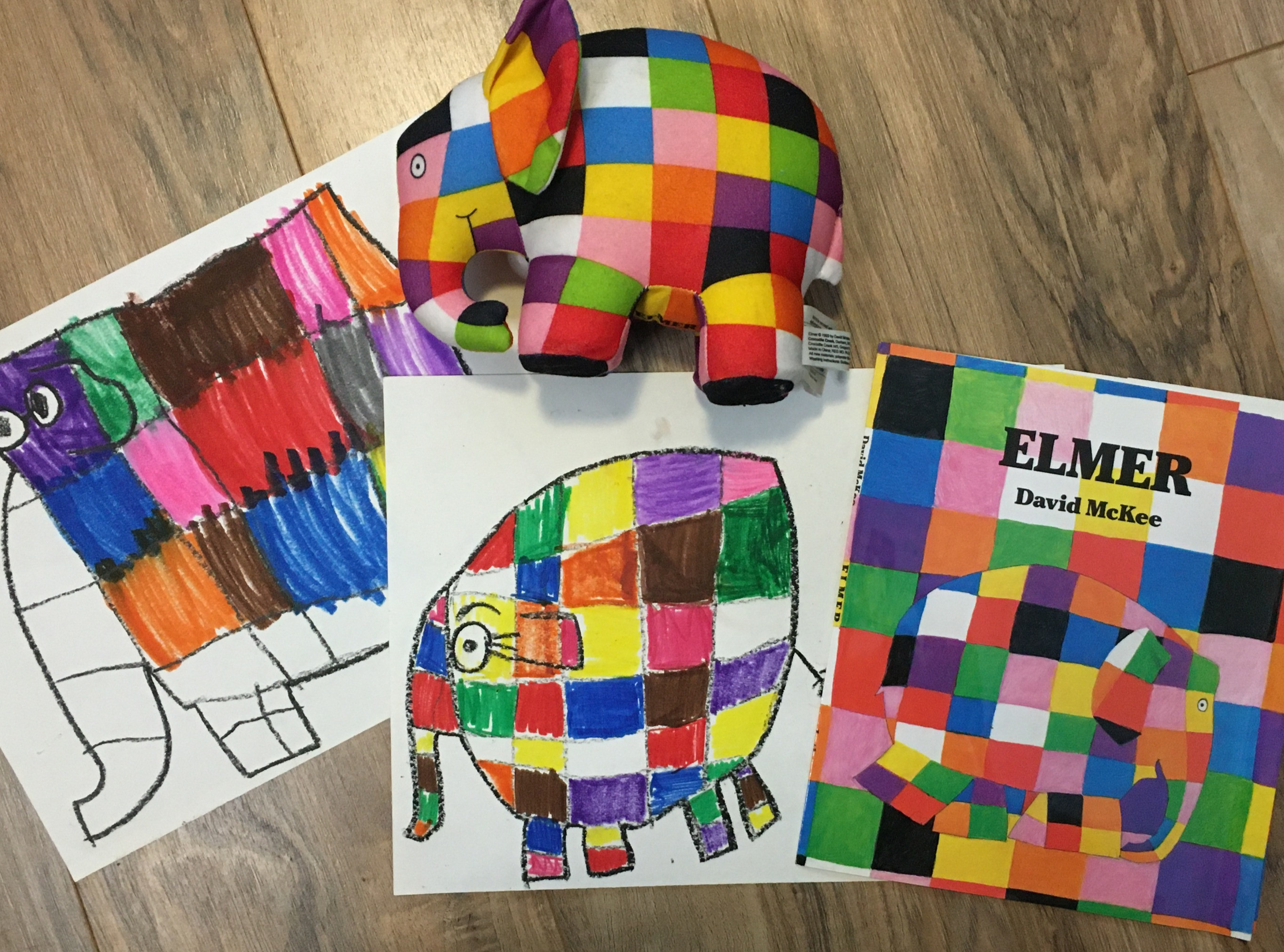 Storytime & Art (ages 3-5)