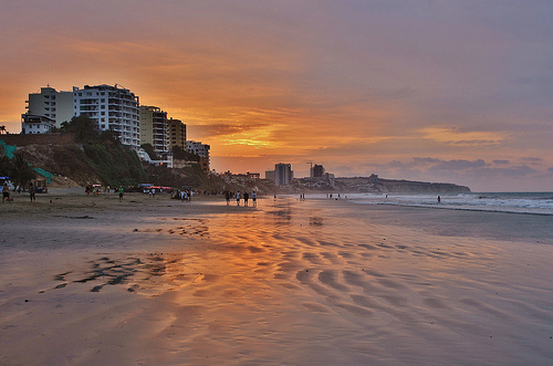 Manta Playa Murcielago