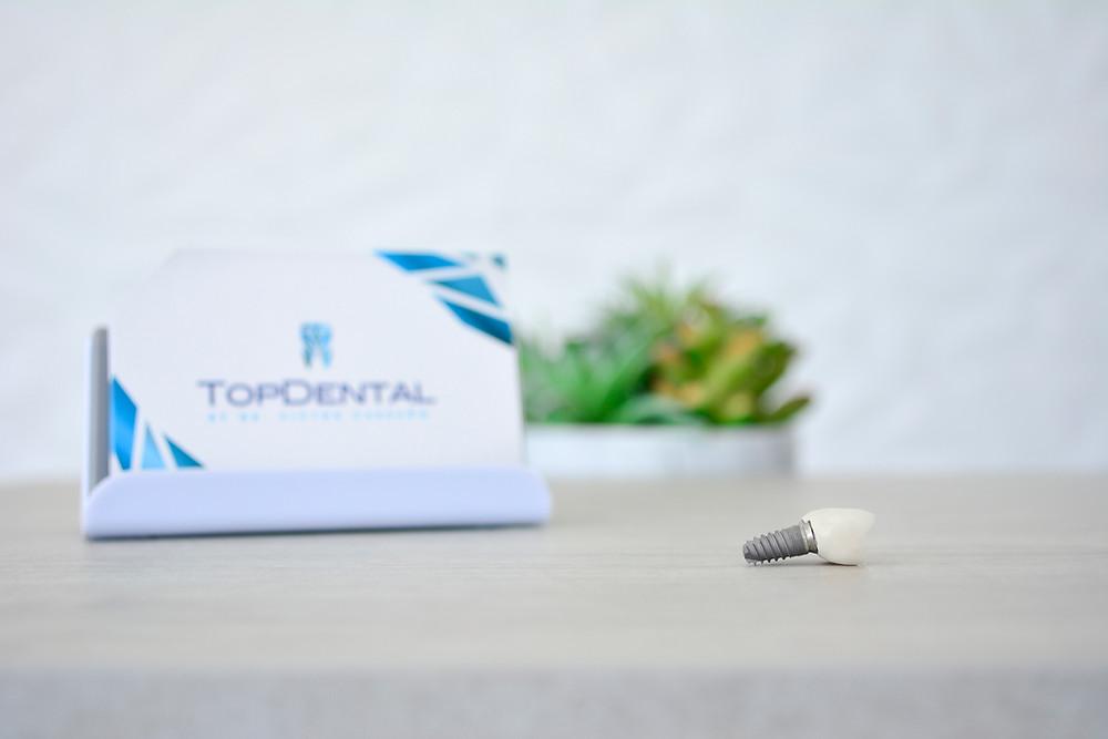 Dental Implants TopDental Manta Ecuador