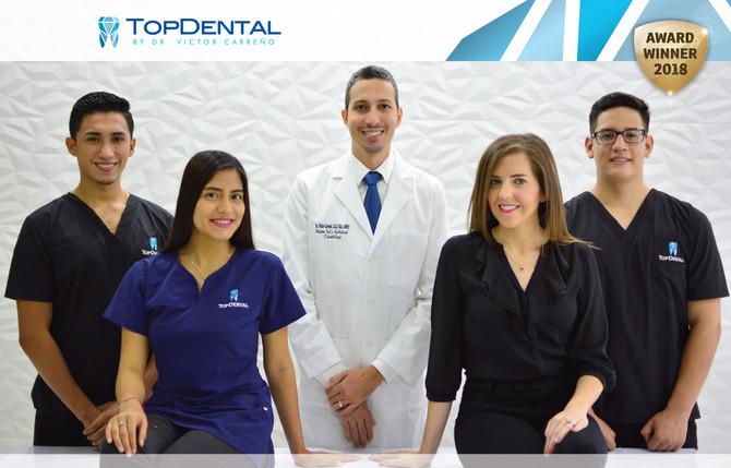 Dr. Victor Carreño, Odontólogo de Manta Ecuador, Premiado por Mejor Atención por directorio global d